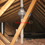Fan in Attic/Interior System